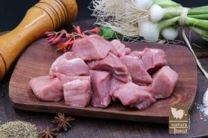 Achat direct producteur sauté de porc fermier