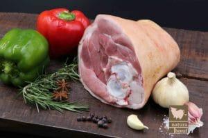 Achat en ligne jarret de porc fermier avec os