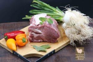 Achat en ligne rôti échine de porc fermier