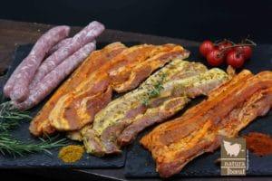 Achat direct producteur colis porc fermier pour barbecue