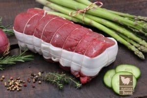 Rôti de bœuf achat direct élevage